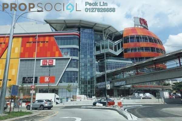 Office For Rent in Sunway Velocity Designer Office, Cheras Freehold Unfurnished 0R/0B 2.5k