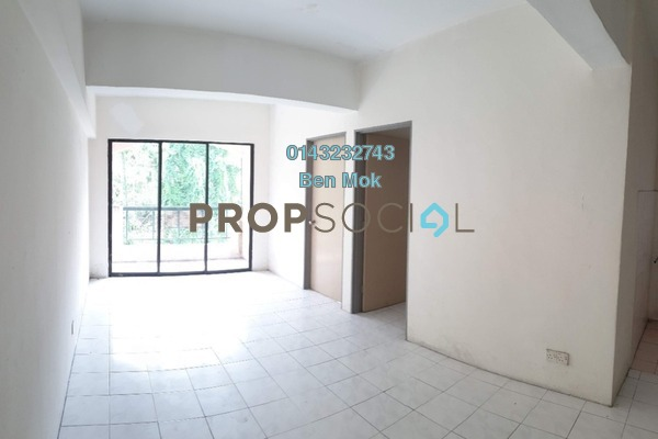 Apartment For Sale in Impiana Apartment, Kepong Leasehold Unfurnished 3R/2B 118k