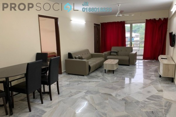 For Rent Condominium at The Pines, Brickfields Freehold Fully Furnished 2R/2B 2k