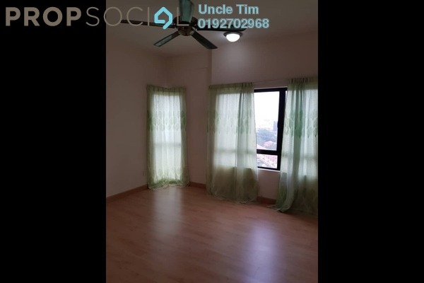 Condominium For Rent in Pelangi Damansara Sentral, Mutiara Damansara Freehold Semi Furnished 1R/1B 1.2k