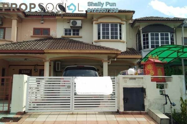 Terrace For Sale in Taman Wawasan, Pusat Bandar Puchong Freehold Semi Furnished 4R/3B 650k