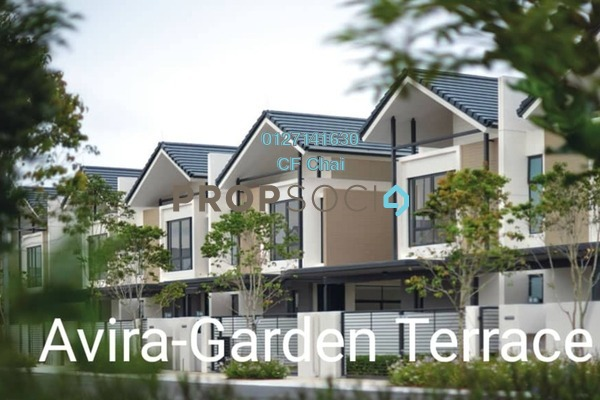 Terrace For Sale in Avira, Medini Freehold Unfurnished 3R/4B 811k