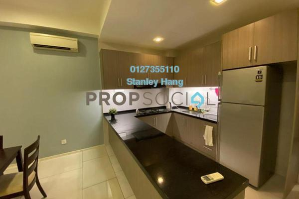 For Rent Condominium at The Treez, Bukit Jalil Freehold Fully Furnished 3R/3B 3.2k