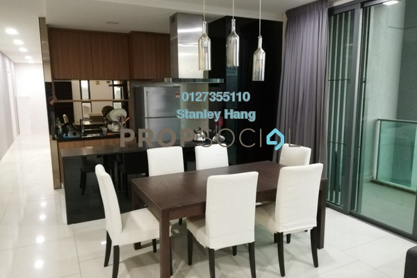 For Rent Condominium at The Treez, Bukit Jalil Freehold Fully Furnished 3R/4B 4k