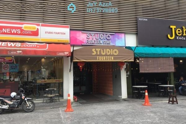 SoHo/Studio For Sale in Studio Fourteen, Shah Alam Freehold Unfurnished 1R/1B 300k