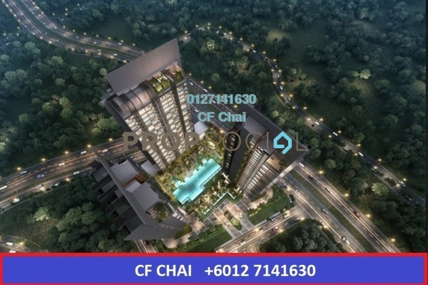 Condominium For Sale in Grand Medini, Medini Freehold Unfurnished 1R/1B 374k