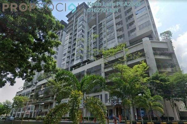 For Rent Condominium at I Residence, Kota Damansara Freehold Fully Furnished 3R/2B 2.3k