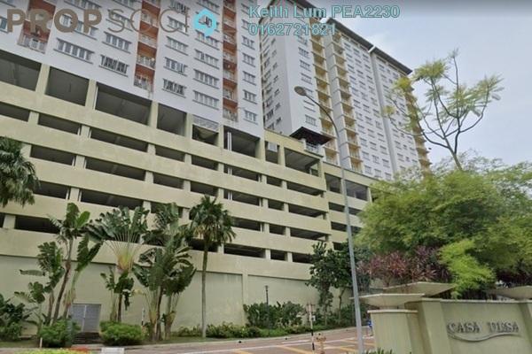 Condominium For Rent in Casa Desa, Taman Desa Freehold Fully Furnished 3R/2B 2.2k