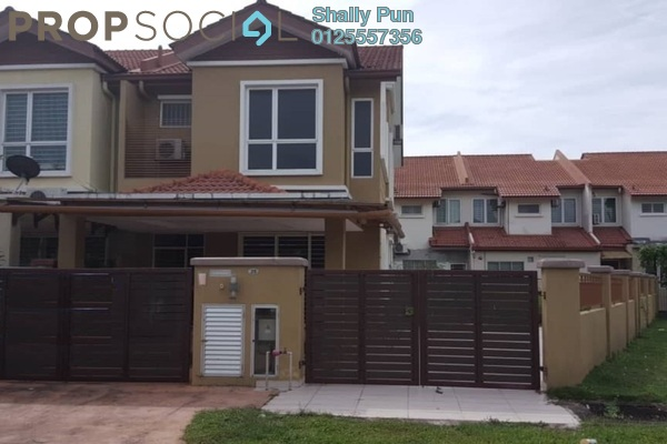 Terrace For Sale in Taman Puchong Prima, Puchong Freehold Fully Furnished 4R/3B 900k