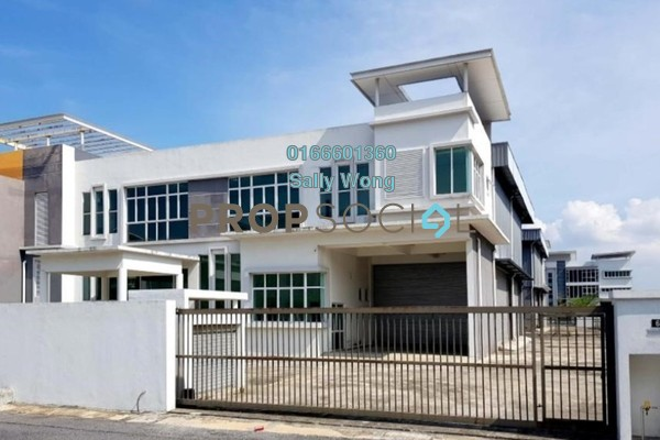 For Rent Semi-Detached at Semenyih Integrated Industrial Park, Semenyih Freehold Unfurnished 0R/0B 5.5k
