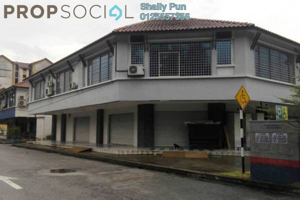 Shop For Rent in BK6, Bandar Kinrara Freehold Semi Furnished 0R/2B 6k