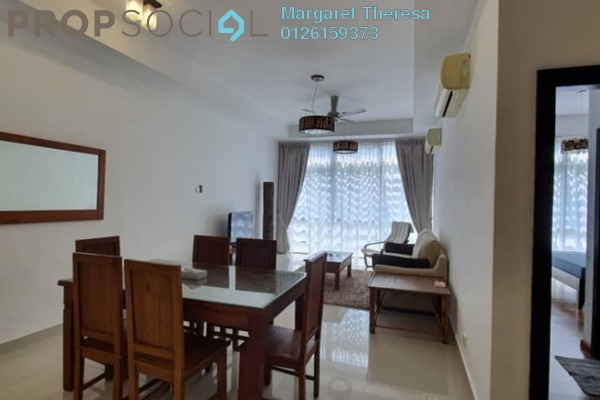 Condominium For Sale in One Residency, Bukit Ceylon Freehold Fully Furnished 1R/1B 901k