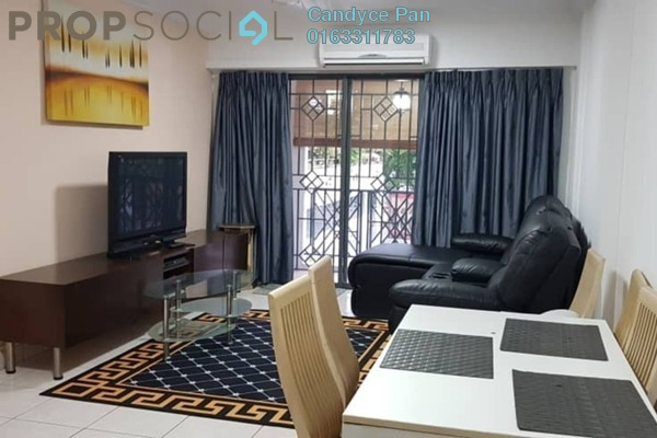 Condominium For Rent in Bangsar Permai, Bangsar Freehold Fully Furnished 3R/2B 2.3k