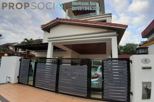 Bungalow For Sale in Taman Desa Jaya, Kepong Freehold Fully Furnished 7R/7B 1.7m