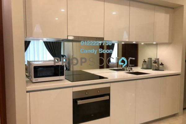 For Rent Apartment at Sky Suites @ KLCC, KLCC Freehold Fully Furnished 3R/2B 4.5k