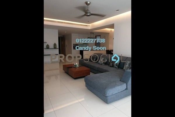 Condominium For Sale in Verticas Residensi, Bukit Ceylon Freehold Fully Furnished 3R/4B 1.73m