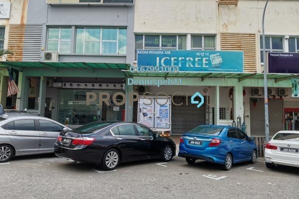 For Rent Shop at Taman Gaya, Ulu Tiram Freehold Semi Furnished 4R/2B 800translationmissing:en.pricing.unit