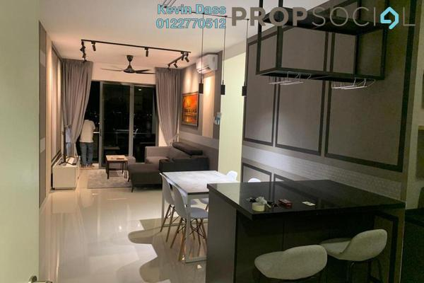For Rent Serviced Residence at United Point Residence, Segambut Freehold Fully Furnished 3R/2B 2.65k