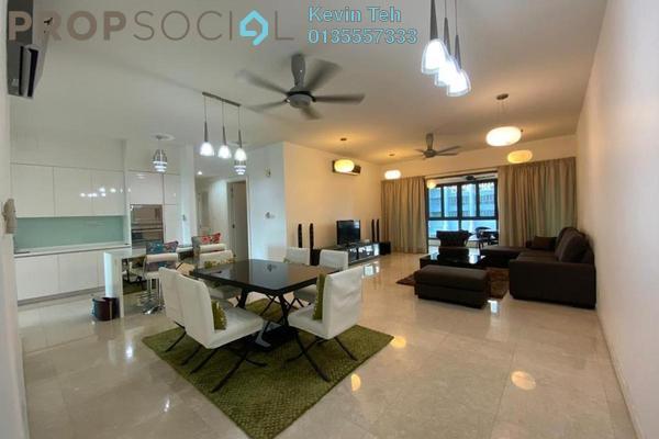 For Rent Condominium at Seni, Mont Kiara Freehold Fully Furnished 3R/5B 7.5k
