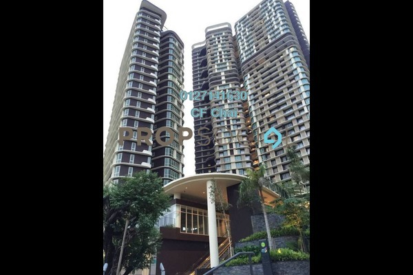 Condominium For Sale in Afiniti, Medini Freehold Fully Furnished 2R/2B 750k