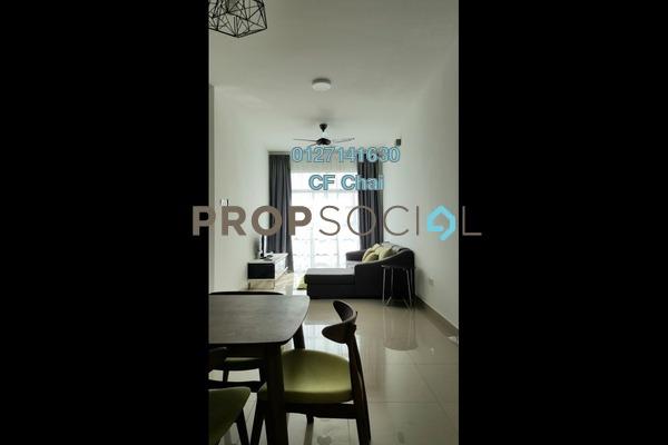 Condominium For Sale in Nusa Heights, Iskandar Puteri (Nusajaya) Freehold Fully Furnished 3R/2B 480k