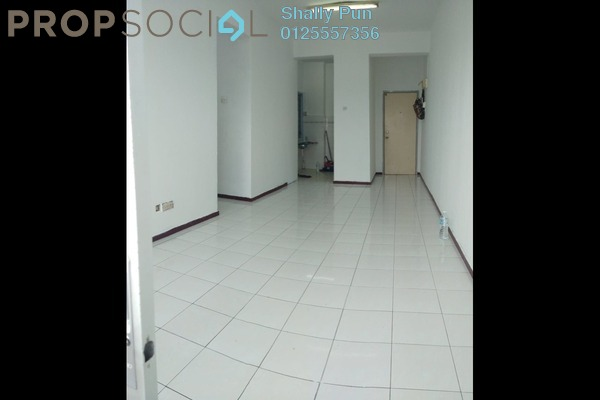 Apartment For Sale in Sri Teratai Apartment, Bandar Kinrara Freehold Unfurnished 3R/2B 270k