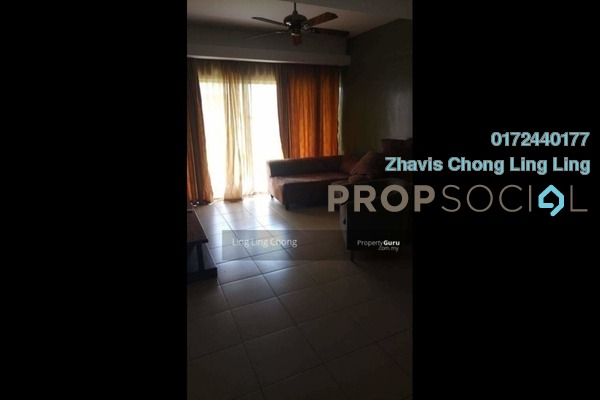Condominium For Sale in A'Famosa Resort, Alor Gajah Freehold Semi Furnished 2R/2B 120k