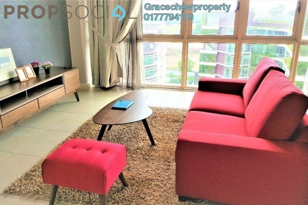 Serviced Residence For Rent in Afiniti, Medini Freehold Fully Furnished 1R/1B 2k