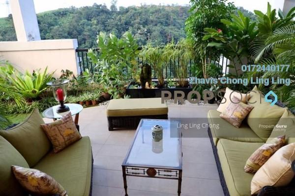 Condominium For Sale in Armanee Terrace I, Damansara Perdana Freehold Semi Furnished 4R/4B 3.38m