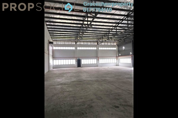 Factory For Rent in Taman Industri Jaya, Skudai Freehold Unfurnished 0R/0B 10k