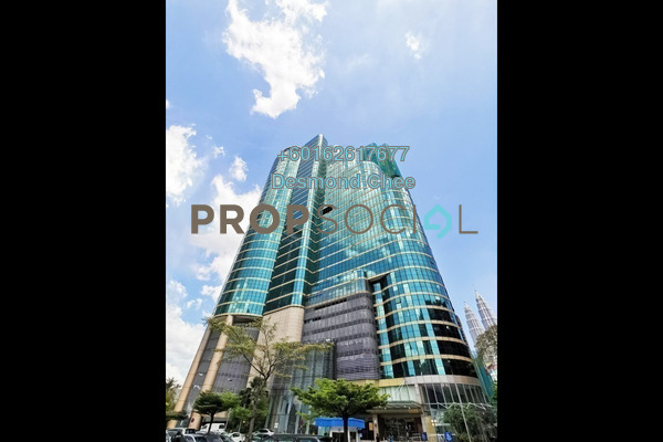 Office For Rent in Sunway Tower, Dang Wangi Freehold Unfurnished 0R/0B 30.8k