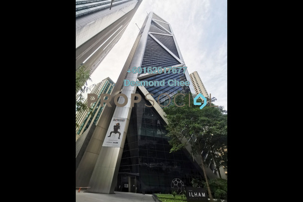 Shop For Rent in Ilham Baru Tower, KLCC Freehold Unfurnished 0R/0B 33.5k
