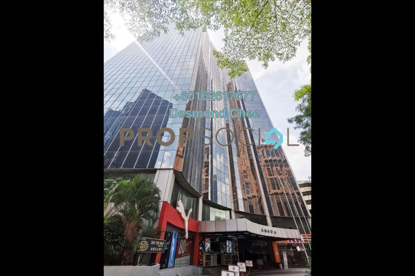 Office For Rent in Amoda, Bukit Bintang Freehold Semi Furnished 0R/0B 3.73k