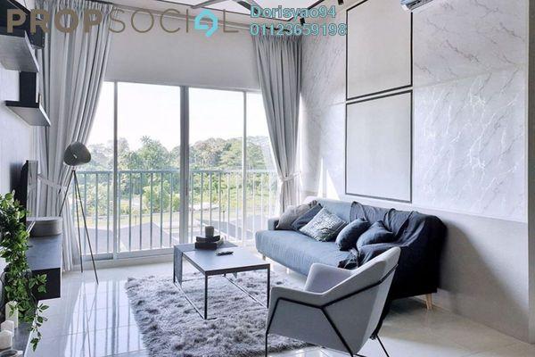 Condominium For Sale in Pertama Residency, Cheras Freehold Semi Furnished 3R/3B 557k