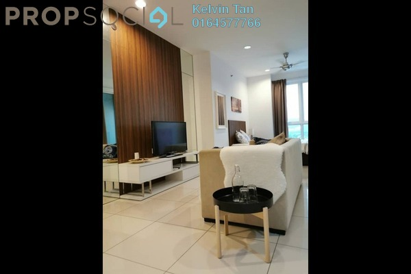 Serviced Residence For Rent in Mansion One, Georgetown Freehold Fully Furnished 1R/1B 1.5k