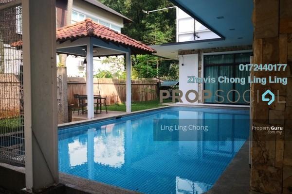 Bungalow For Rent in Bluwater Estate, Seri Kembangan Freehold Semi Furnished 5R/6B 7.5k