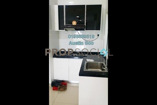 Condominium For Rent in Nusa Heights, Iskandar Puteri (Nusajaya) Freehold Fully Furnished 2R/2B 1.15k