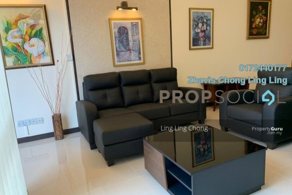 Serviced Residence For Rent in Berjaya Times Square, Bukit Bintang Freehold Fully Furnished 2R/2B 3.6k