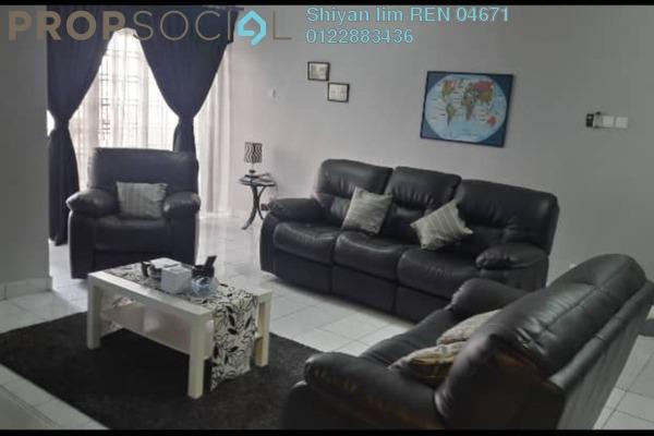 For Rent Condominium at Villa Angsana, Jalan Ipoh Freehold Fully Furnished 3R/2B 1.6k