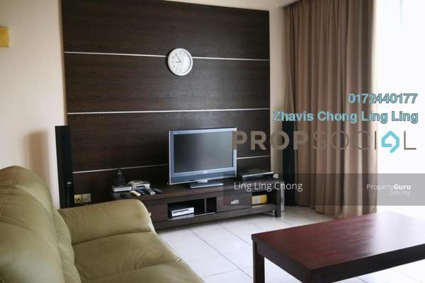 Serviced Residence For Rent in Seri Bukit Ceylon, Bukit Ceylon Freehold Fully Furnished 3R/2B 2.8k