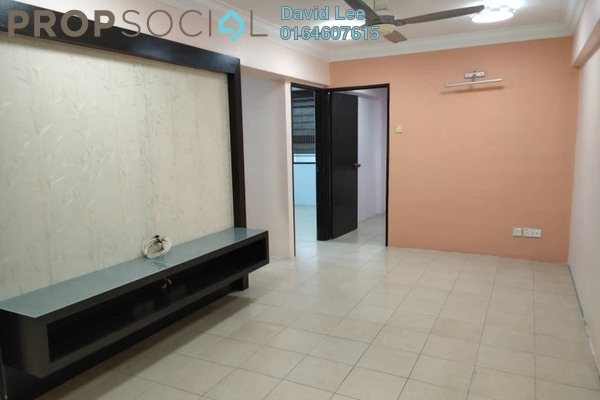 Apartment For Rent in Green Garden, Paya Terubong Freehold Unfurnished 2R/1B 550translationmissing:en.pricing.unit