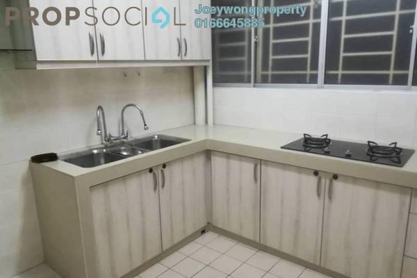 Condominium For Rent in Kinrara Mas, Bukit Jalil Freehold Semi Furnished 3R/2B 1.2k