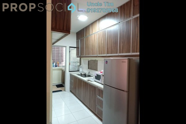 Serviced Residence For Rent in Pelangi Damansara Sentral, Mutiara Damansara Freehold Fully Furnished 2R/2B 1.8k