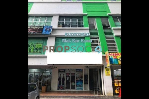 For Sale Shop at OUG Parklane, Old Klang Road Freehold Unfurnished 0R/0B 1.6m