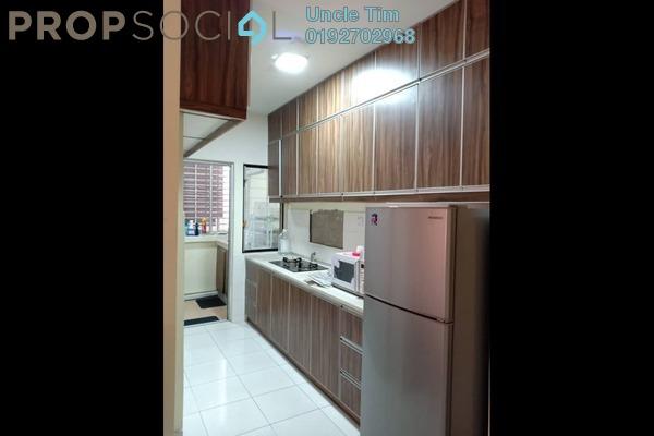Serviced Residence For Sale in Pelangi Damansara Sentral, Mutiara Damansara Freehold Fully Furnished 2R/2B 570k