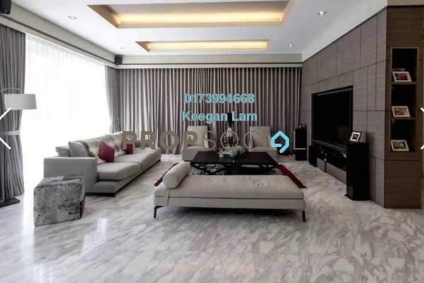 For Rent Townhouse at Nobleton Crest, Ampang Hilir Freehold Fully Furnished 4R/5B 20k