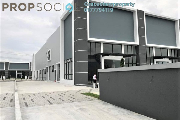 Factory For Rent in Eco Business Park III, Pasir Gudang Freehold Unfurnished 0R/0B 5k