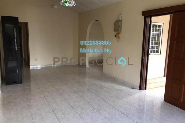 Bungalow For Sale in Section 6, Petaling Jaya Leasehold Unfurnished 4R/2B 1.28m