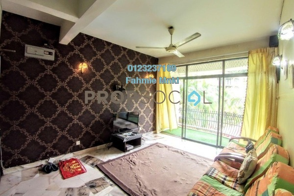 Condominium For Sale in Waizuri 1, Wangsa Maju Leasehold Semi Furnished 4R/2B 380k