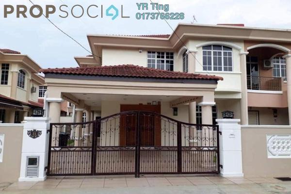 Terrace For Rent in Malim Jaya, Batu Berendam Freehold Fully Furnished 4R/3B 1.8k